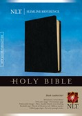 Cover: Slimline Reference Bible NLT