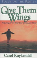 Cover: Give Them Wings