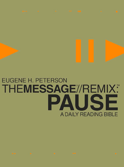 The Message//Remix: Pause