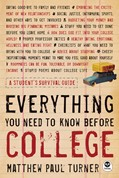 Cover: Everything You Need to Know Before College