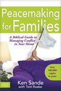 Cover: Peacemaking for Families