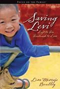 Cover: Saving Levi