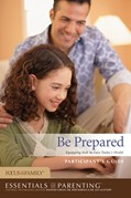 Cover: Be Prepared Participant's Guide