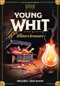 Cover: Young Whit and the Traitor's Treasure