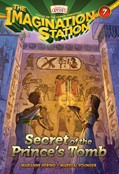 Cover: Secret of the Prince's Tomb