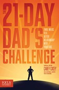 Cover: The 21-Day Dad's Challenge