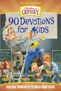 Cover: 90 Devotions for Kids