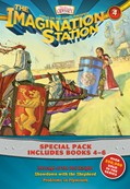 Cover: Imagination Station Books 3-Pack: Revenge of the Red Knight / Showdown with the Shepherd / Problems in Plymouth