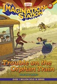Cover: Trouble on the Orphan Train