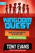 Cover: Kingdom Quest: A Strategy Guide for Kids and Their Parents/Mentors