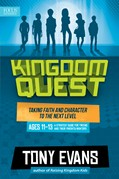 Cover: Kingdom Quest: A Strategy Guide for Tweens and Their Parents/Mentors