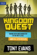 Cover: Kingdom Quest: A Strategy Guide for Teens and Their Parents/Mentors