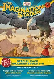 Imagination Station Boxed Set: Books 1-6