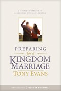 Cover: Preparing for a Kingdom Marriage