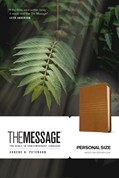 Cover: The Message Personal Size