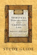 Cover: Spiritual Disciplines for the Christian Life Study Guide