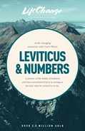 Cover: Leviticus & Numbers