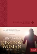 Cover: Kingdom Woman Devotional