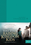 Cover: Raising Kingdom Kids Devotional