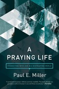 Cover: A Praying Life