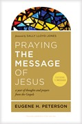Cover: Praying the Message of Jesus