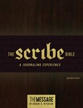 Cover: The Message Scribe Bible