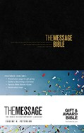 Cover: The Message Gift and Award Bible