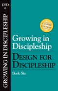 Cover: Growing in Discipleship
