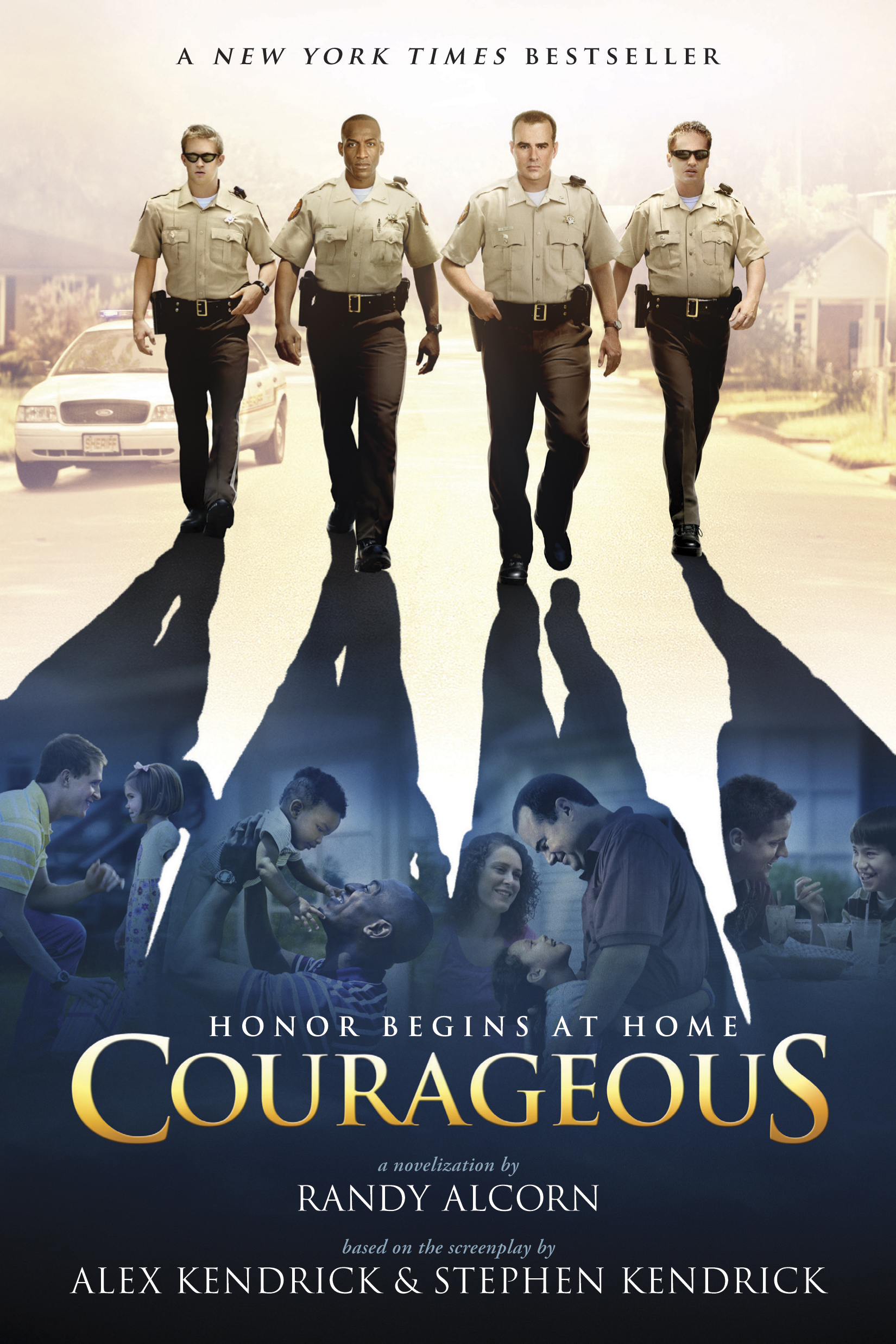 courageous book review