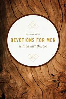 The One Year Devotions for Men: Softcover