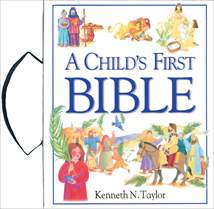 A Child's First Bible: Hardcover With Handle