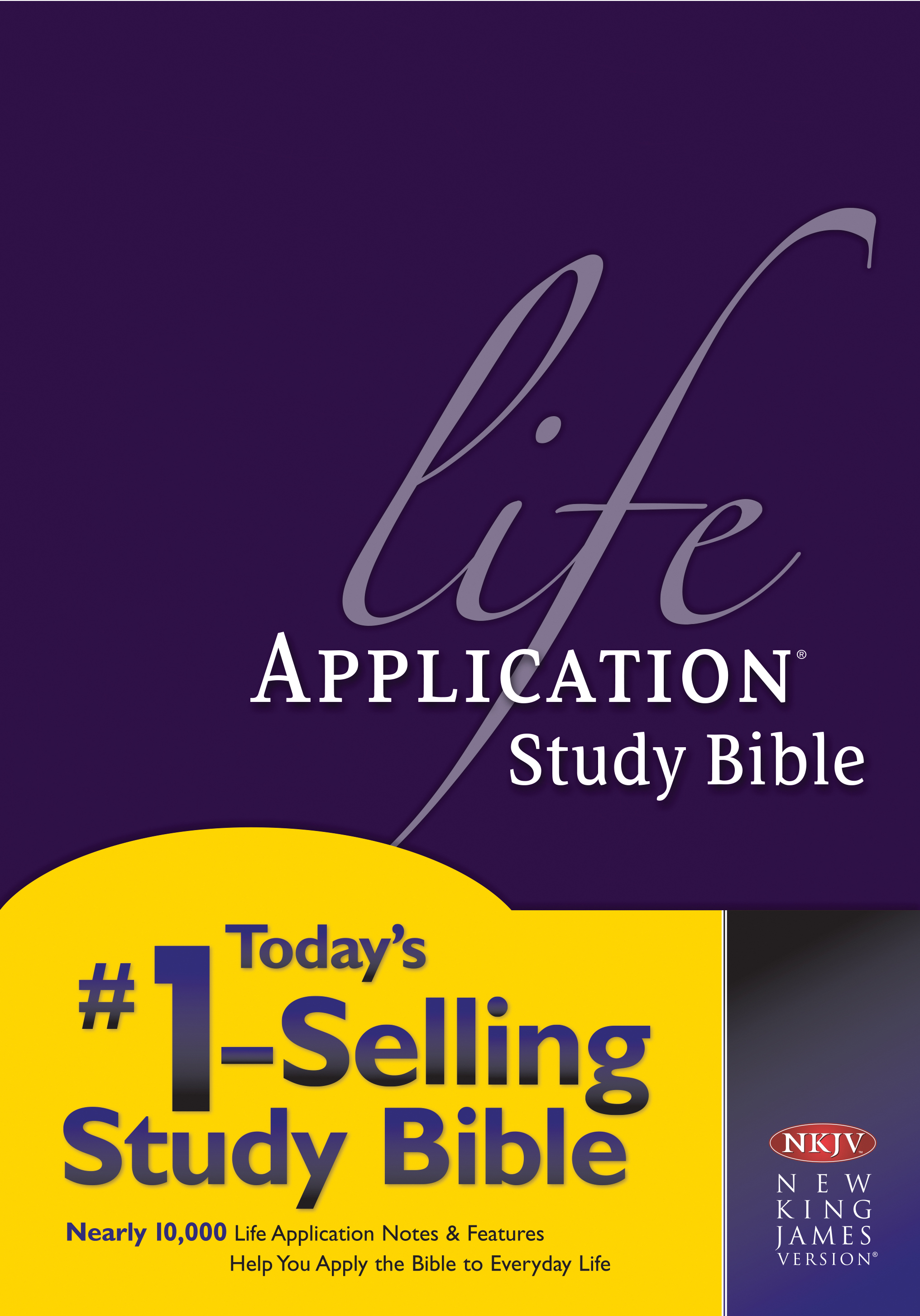 NKJV Life Application Study Bible, Second Edition