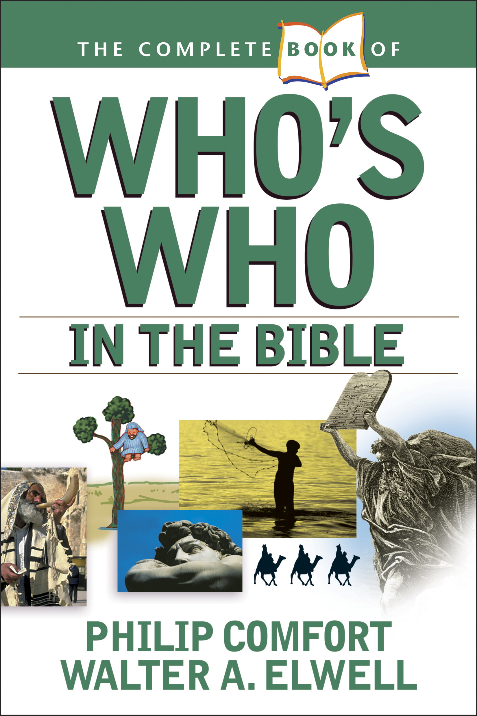 Tyndale the complete book of whos who in the bible buycottarizona Images