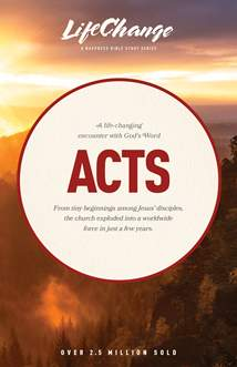 Acts: Softcover