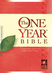 The One Year Bible NLT: E-book