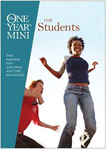 The One Year Mini for Students: Hardcover