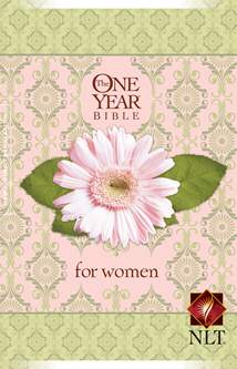 The One Year Bible for Women NLT: Softcover