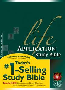 Life Application Study Bible NLT: Hardcover, Indexed