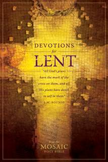Devotions for Lent: Softcover