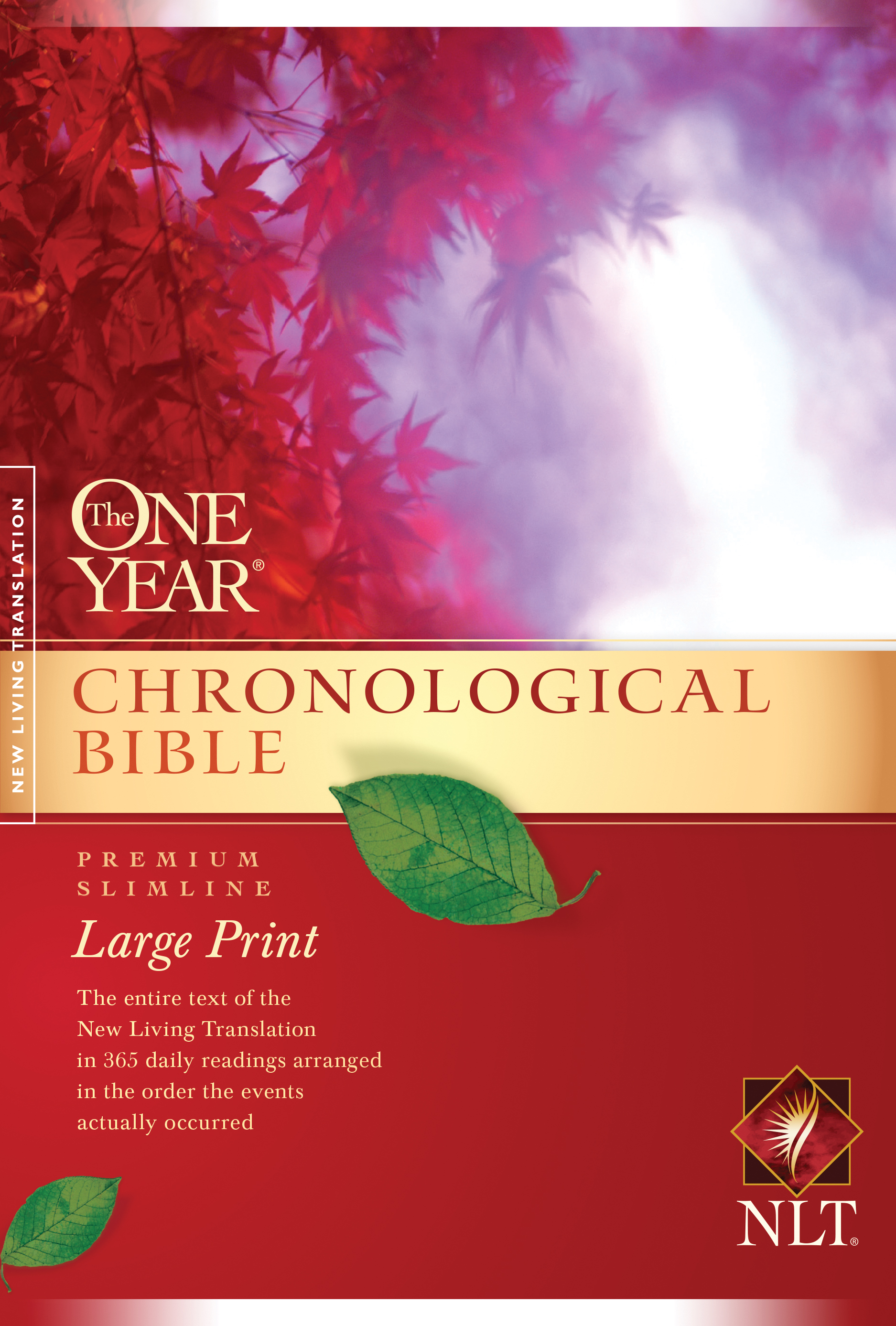 Tyndale   The One Year Bible NLT