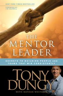 The Mentor Leader: Hardcover