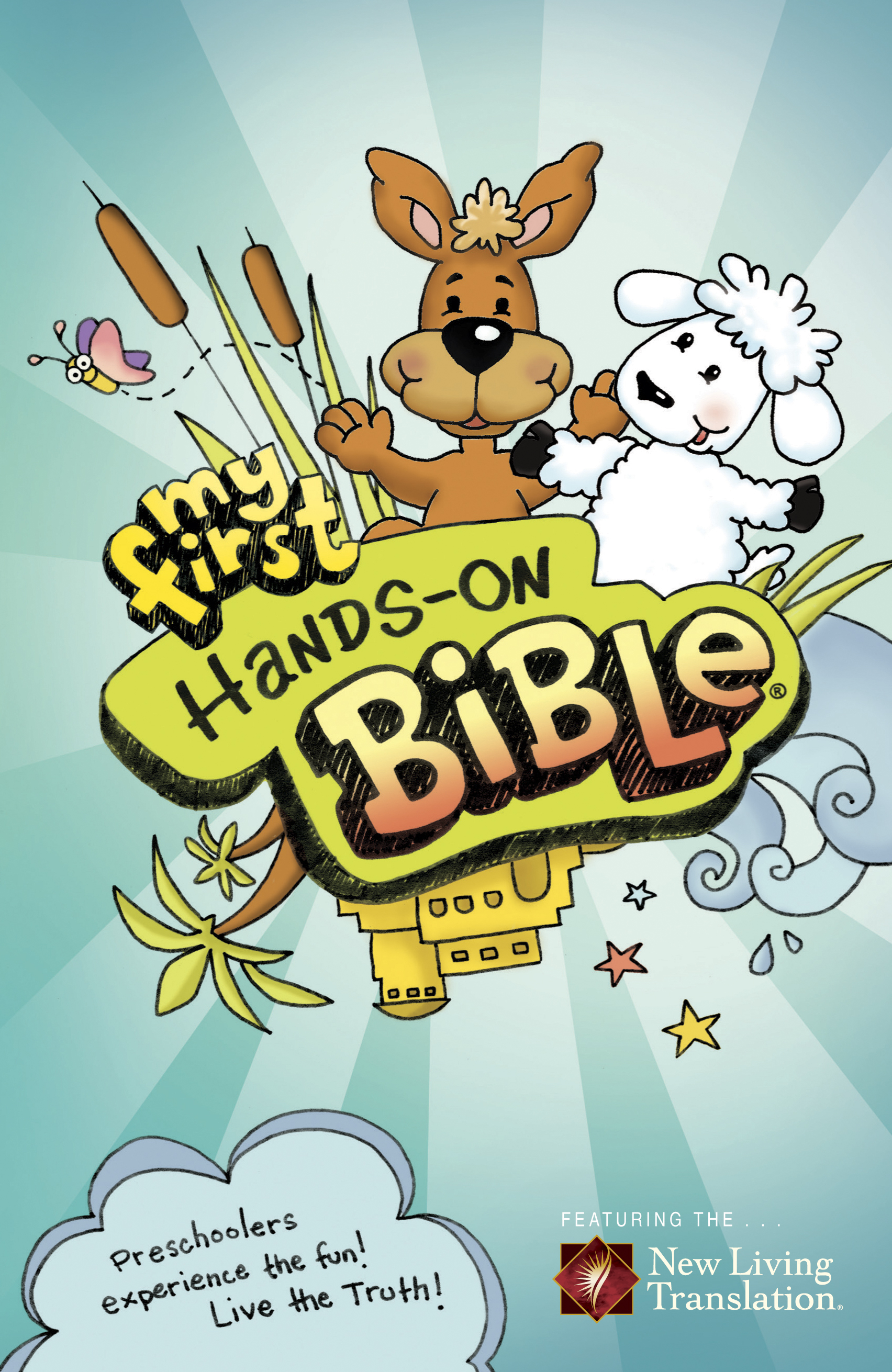 Cover of My First Hands-On Bible