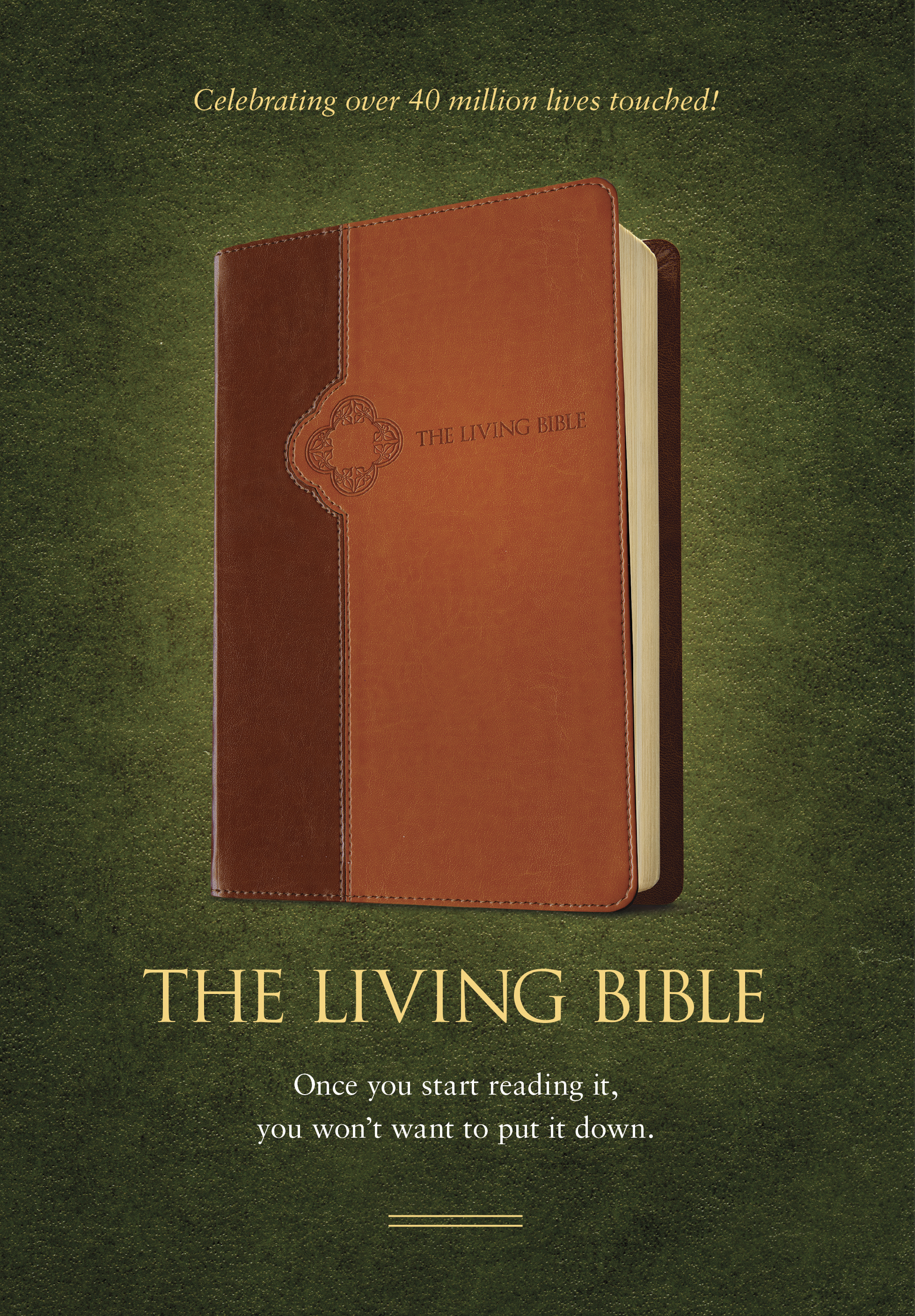 Tyndale The Living Bible border=