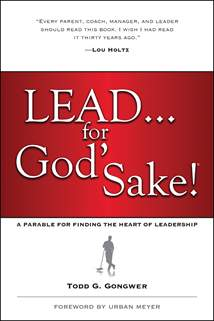 Lead . . . for God's Sake!: Softcover