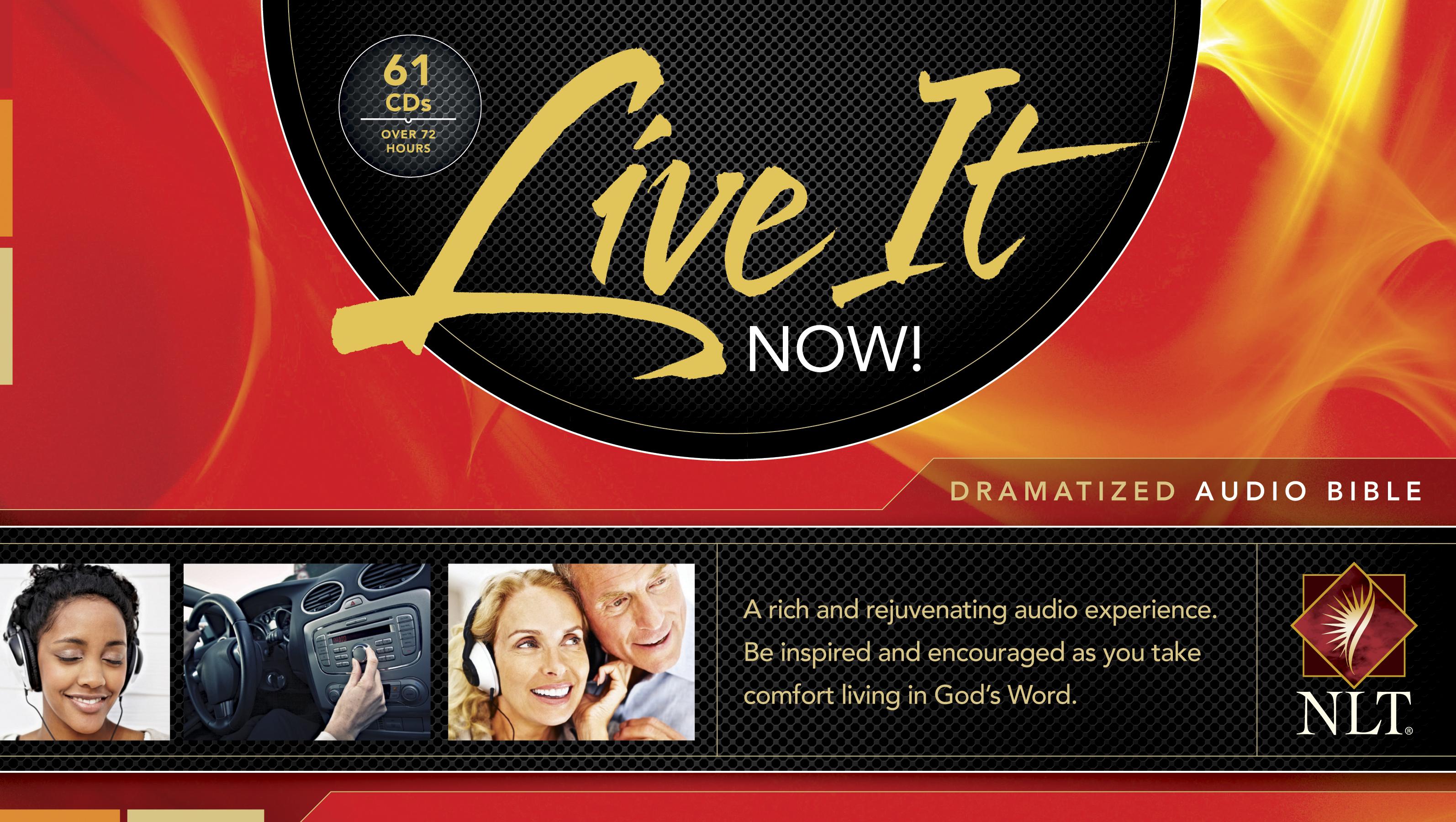 Live It Now! Dramatized Audio Bible