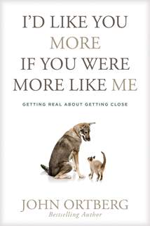 I'd Like You More If You Were More like Me: Hardcover