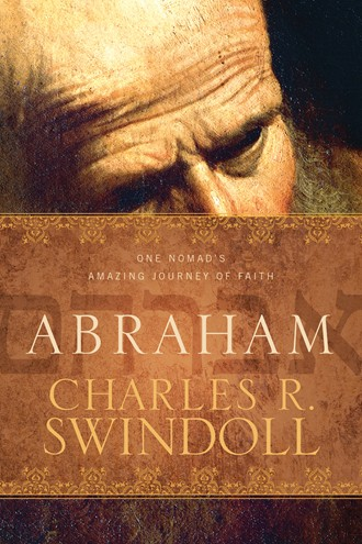 Cover image of Abraham, from Chuck Swindoll