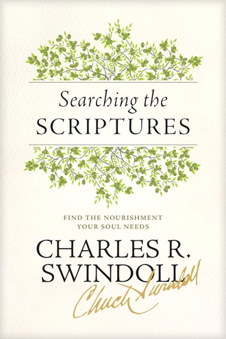 Cover image of Searching the Scriptures, from Chuck Swindoll