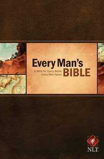 Every Man's Bible NLT: E-book