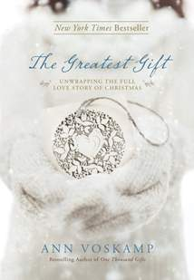 The Greatest Gift: Hardcover